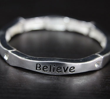 believe ring